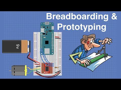 Breadboarding & Prototyping For Electronics, Arduino & Raspberry Pi