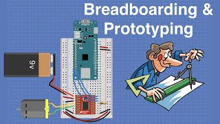 Breadboarding & Prototyping for Electronics, Arduino & Raspberry Pi