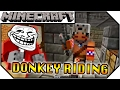 MESSING WITH MOUNTAIN | Minecraft: Zombie Apocalypse Survival #5