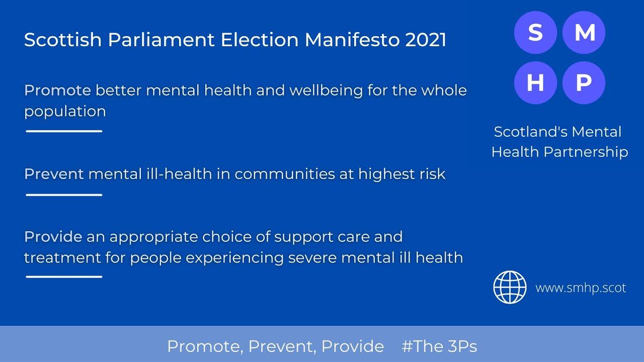 Promote, Prevent, Provide & the Next Scottish Parliament