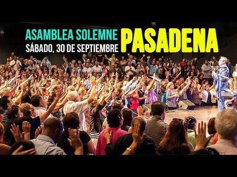 Asamblea Solemne Pasadena | 093017