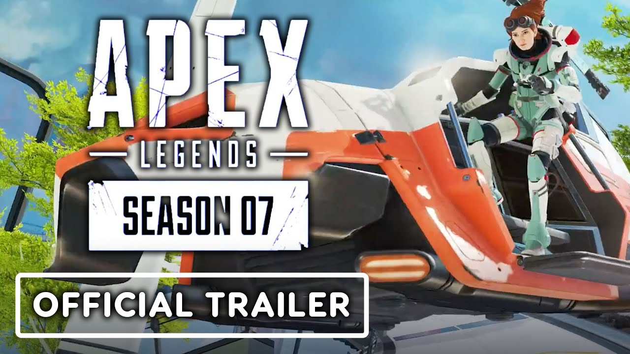 First Look at Apex Legends Season 7 Gameplay