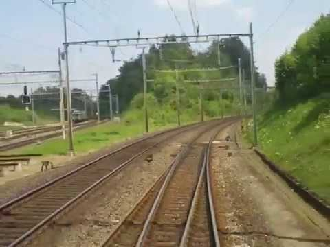 EuroCity Zürich HB - Basel SBB