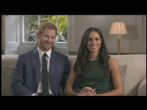 RAW VIDEO: Prince Harry and Meghan Markle first joint interview as engaged couple