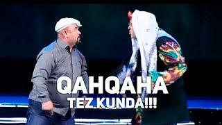 Qahqaha 2018-KONSERT (TREYLER) | Кахкаха 2018-КОНЦЕРТ (тТЕЗ КУНДА)
