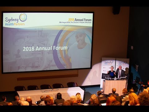 2018 Annual Forum Sydney Health Partners