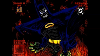 Batman Doom: Intro - Gotham Station