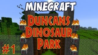 One of Duncan's most viewed videos: Duncan's Dinosaurs - Part 1 - Dino DNA!