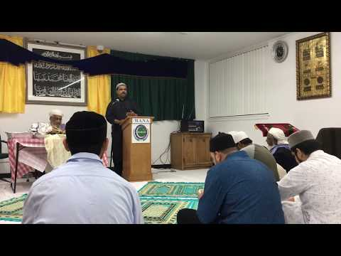Speech by Noor Miyan on Bahra e Aam Hz Shah e Naimat Rz