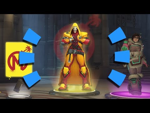 Overwatch - 312 New Skins Coming thumbnail