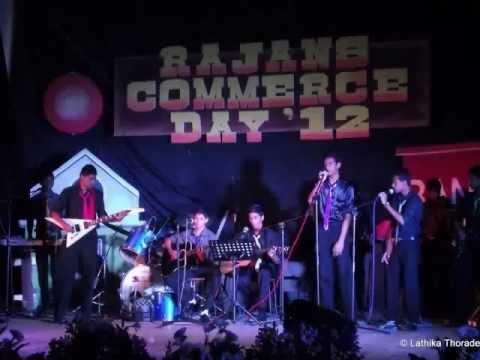 anduru isawwe - dharmaraja college commerce day theme song