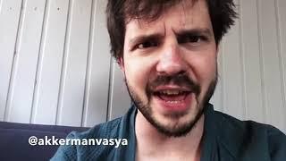 Вася Аккерман Гороскопбезхуйни - скорпионы