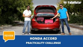 Honda Accord 2018 Long Term Review - Week 4 | YallaMotor.com