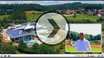Ferienhaus als Kapitalanlage kaufen in der Fränkischen Schweiz Therme Obernsees