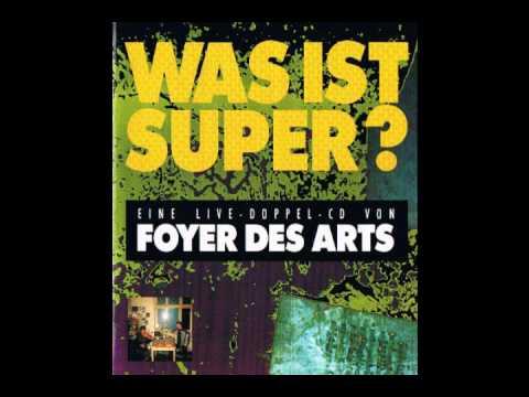 Foyer des Arts - Kaiserschnitt (live)