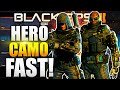 """Black Ops 3 - How to get """"HERO GEAR FAST!"""" GLITCH SPECIALIST HERO GEAR FAST - (BO3 FAST HERO GEAR)"""