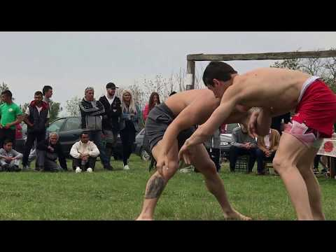 03. Traditional wrestling from Bulgaria