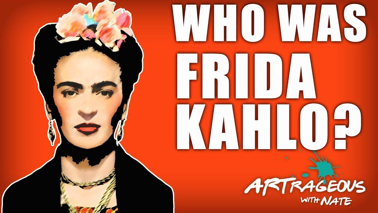 Download Who Was Frida Kahlo?