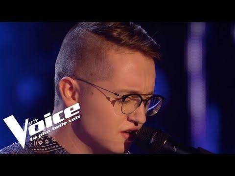 Orelsan (feat. Stromae) – La Pluie | Antoine Delie | Blind Audition | The Voice France 2020