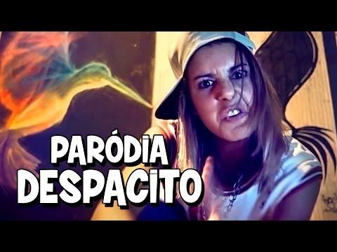 PARÓDIA DESPACITO | Luis Fonsi - Despacito ft. Daddy Yankee, Justin Bieber