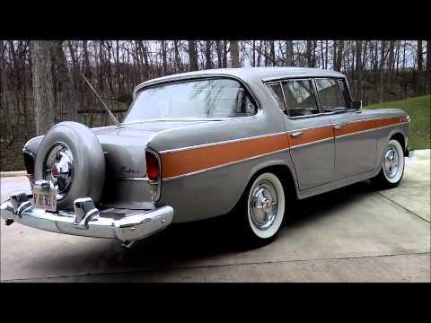 1957 Rebel video
