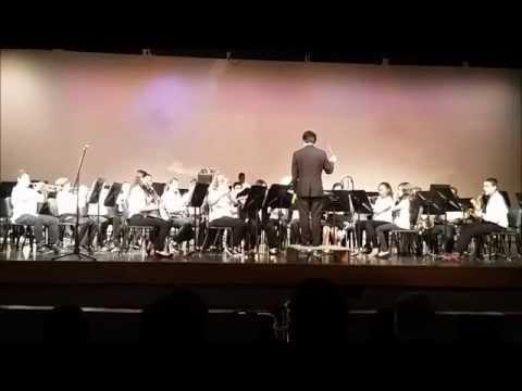 Black Diamond Middle School Festival Band @ Deer Valley High School Winter Concert