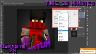 Mortum Avatar Speed Art!