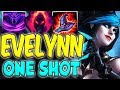 Evelynn Montage #5 - Best Evelynn Plays - League of Legends