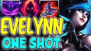 Evelynn Montage #5 - Best Evelynn Plays - League of Legends