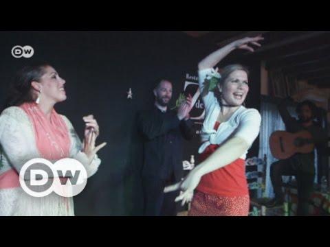So tanzt man den Flamenco   DW Deutsch