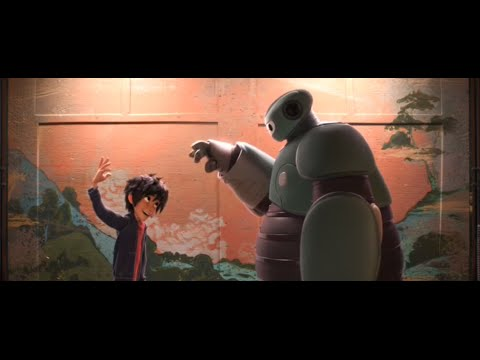 "Big Hero 6: ""Bah-la-la-la!"" (High Quality From DVDSCR.x264)"