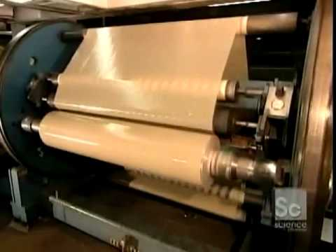 How It's Made Adhesive Tape by Discovery / Science Channel's