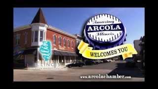 Amazing Arcola, Illinois in Springtime