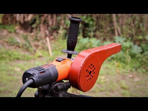 Angle Grinder Hacks, Awesome Tool Attachment  , How to. |DIY |