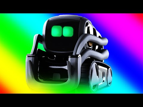 Vector Robot Toys Review For Children Game Play For Kids Funny Play For Toddler