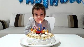 Beratın Doğum Günü Berat 3 Yaşında