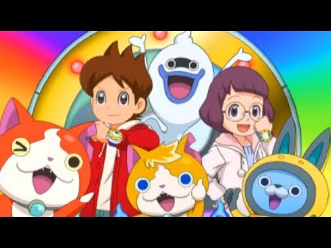 "Yo-kai Watch 3 - Opening Theme Song! English: ""Cheers! Full of Love!"""