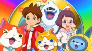 """Download Video Yo-kai Watch 3 - Opening Theme Song! English: """"Cheers! Full of Love!"""" MP3 3GP MP4"""