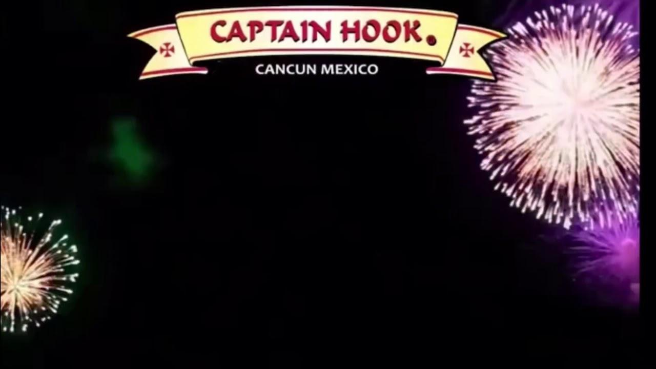 tour captain hook cancún  youtube