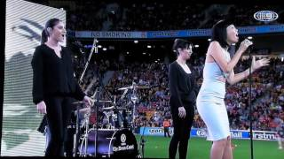 Dami Im Gladiator - Friday Night Football - 29/08/14
