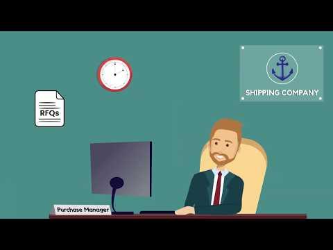 Maritime Vendors , e-procurement platform