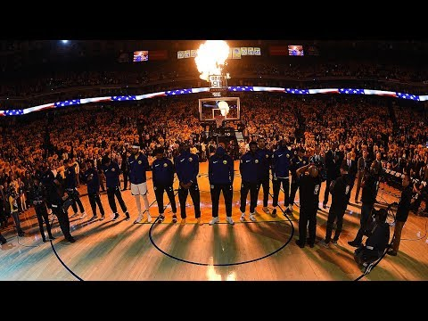 Warriors Mini-Movie: Western Conference Finals, Game 3