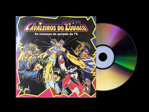 Os Cavaleiros do Zodíaco | As músicas do seriado da TV
