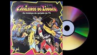 Os Cavaleiros do Zodíaco | As músicas do seriado da TV