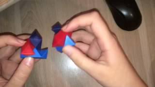 как собрать головоломку кристалл