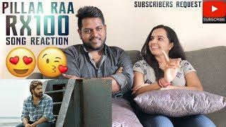 Pillaa Raa RX100 Reaction | Malaysian Indian Couple | Karthikeya | Payal Rajput | Chaitan
