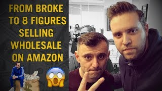 BROKE To 8-Figures Selling Wholesale On Amazon (and how YOU can do it too!)