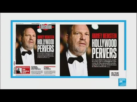 'Hollywood Pervert', 'The Pig' of Cannes: French papers weigh in on Weinstein