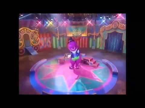 Barney's Super Singing Circus (DVD Version)