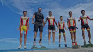 20160815 五育中學單車環台,day 7。台東-豐濱。